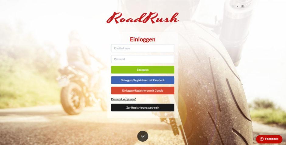 RoadRush-Screen