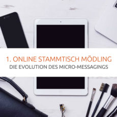 Die Evolution des Micro-Messagings